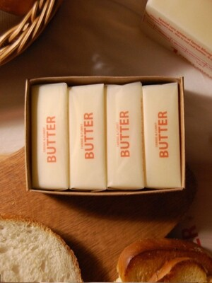 BUTTER SOAP MINI (4set)