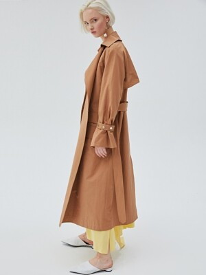 Karmin Trench Coat