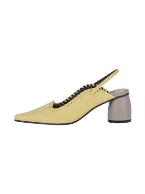 RK1-SH035 / Curved Middle Slingback