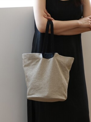 BASKET BAG _ natural