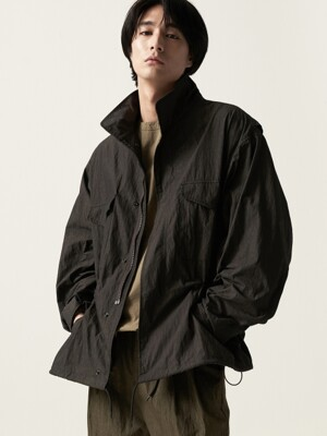 Fiber Field Jacket Black