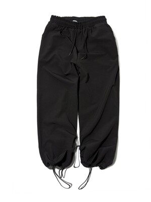 Pyer Stretch String Jogger PT_BK