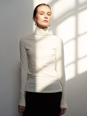 NTW WINTER TURTLENECK TOP 3COLOR