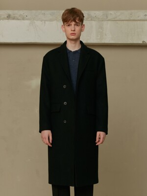 MGREY WOOL TAILORED COAT (TC1CTVW0802)