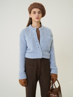 [단독] 20W/T JUDY BU CARDIGAN[Sky Blue, Brown]