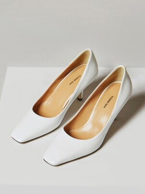Clssic Square Toe Pumps