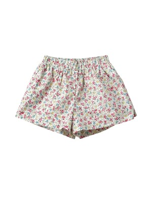 Flower easy short - Pink
