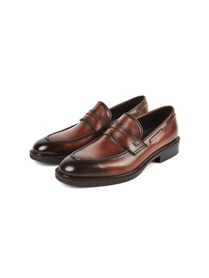 MIRAVO9_PENNY LOAFER(DARK BROWN)