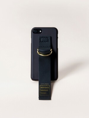 SUN CASE LEATHER BLACK