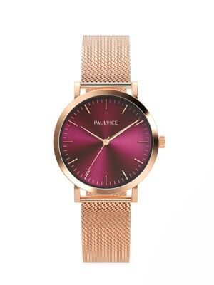 Emma Collection Ruby - Rosegold PV401RB