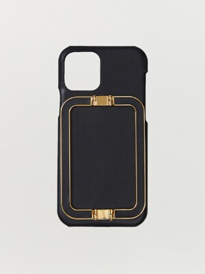 IPHONE 12,12PRO/12PRO MAX CASE LINEY BLACK