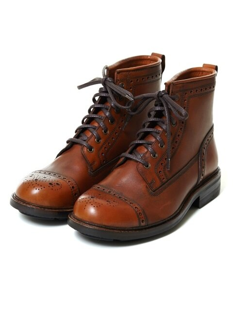 ARGO BOOTS BROWN