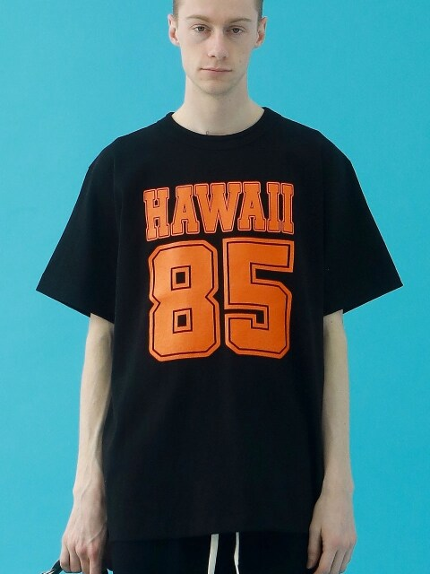 HAWAII T-SHIRT (BLACK)