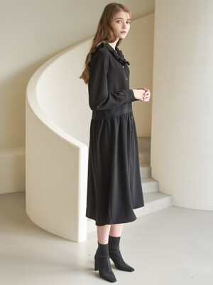 O94-SAILOR DRESS BLACK