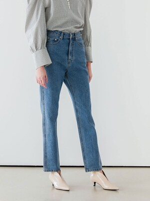 Straight jeans_Blue
