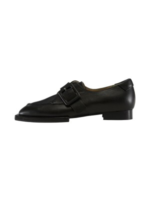 RL4-SH057 / Square Strap Loafers