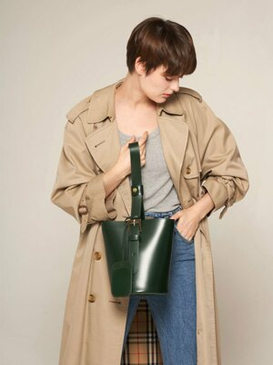 Mullion Bag Green