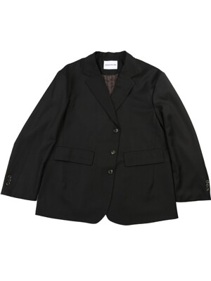 Tailored Jacket [Black]