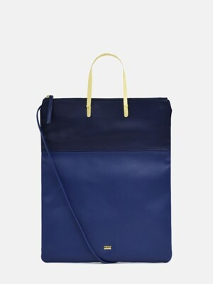 HOCKNEY BAG_NAVY