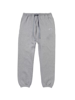 LOGO SWEATPANTS(Gray)