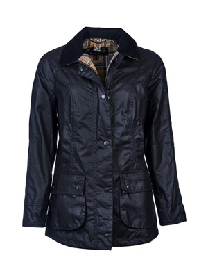 [LWX0667NY91] Barbour Beadnell Wax Jacket