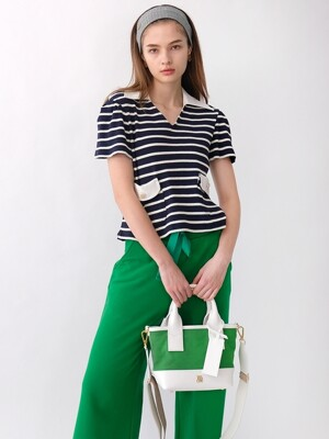 MADDISON TOTE BAG SMALL GREEN