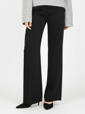 ALAIS PANTS, BLACK