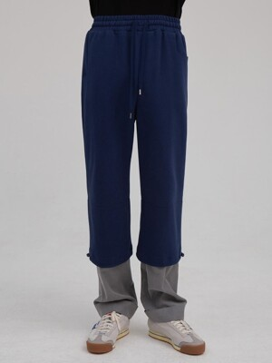 Jog slacks Navy