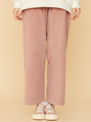 MD WIDE PANTS(PINK)