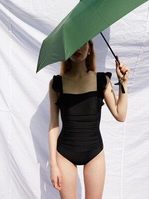 [EXCLUSIVE] Lovely Black Swimwear 러블리 블랙 스윔웨어