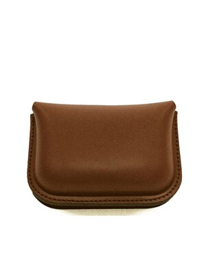 CONVEX WALLET / BROWN