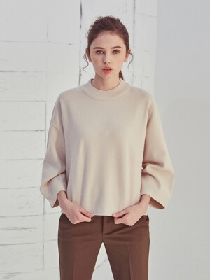 CELINE SWEATER(IVORY)