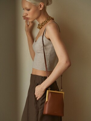 VIEVE MINI BAG [CAMEL]