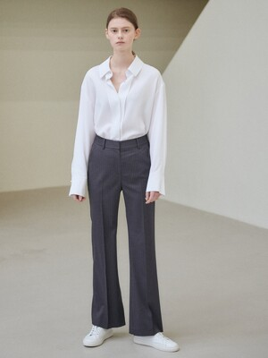21SN semi-wide pants [NA]