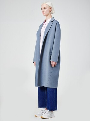 CASHMERE HAND MADE COAT