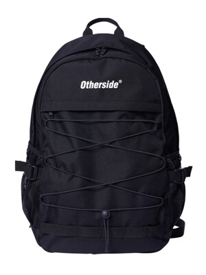 [UNISEX]OTHERSIDE PLAN.B BACKPACK (BLACK)