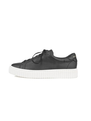 REAL LEATHER LOW TOP