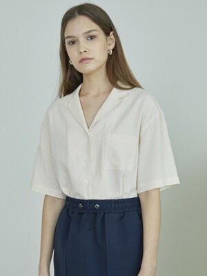 POCKET OPEN SHIRT_BE
