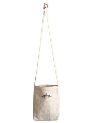 daily cross bag ( ivory )