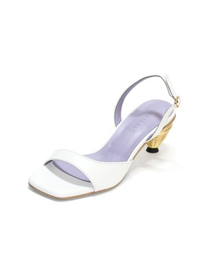CHIC SANDAL VORTEX WHITE