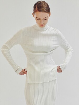 Magg Turtle-Neck Knit (Short/Long)