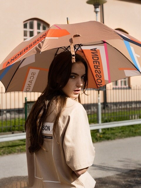 Andersson Patchwork umbrella aaa009