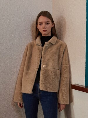 Monaco Fur Jacket (2color)