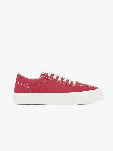 Dellow Canvas - Dirt Red