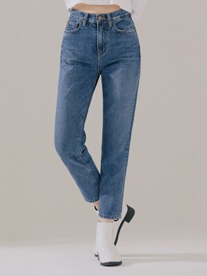 W22 BASIC BOYFIT DENIM PANTS_MEDIUMBLUE