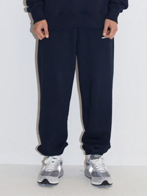 STANDARD SWEAT PANTS [BLACK]