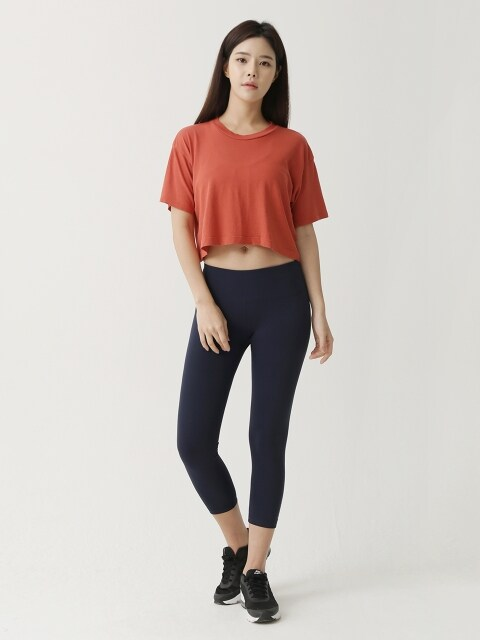 Crop Top - Red Rock (FT003)