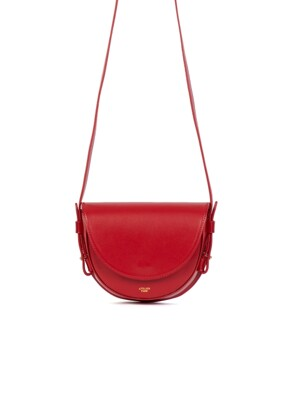LAMI BAG_MINI DEEP RED