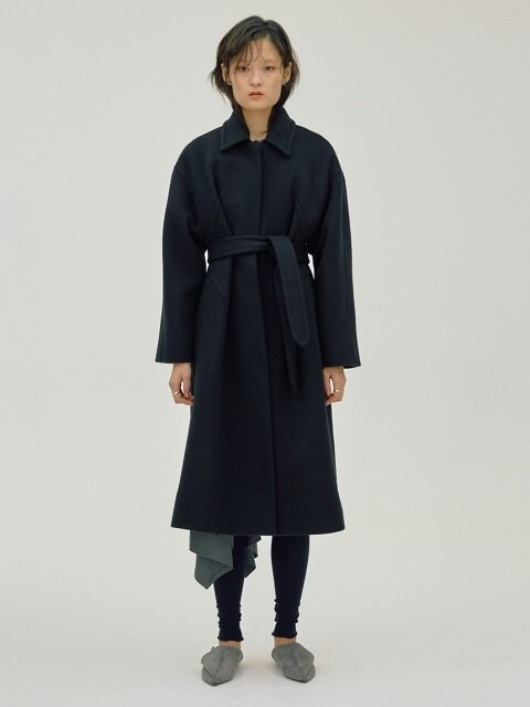X Dart Coat_Black