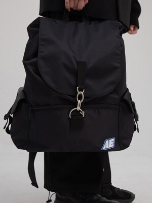 Army backpack/Noir